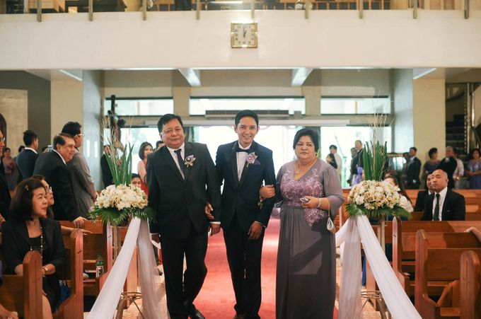 Rustic Lavander Wedding by MR Villar Photography - 022