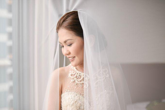 Rustic Lavander Wedding by MR Villar Photography - 005