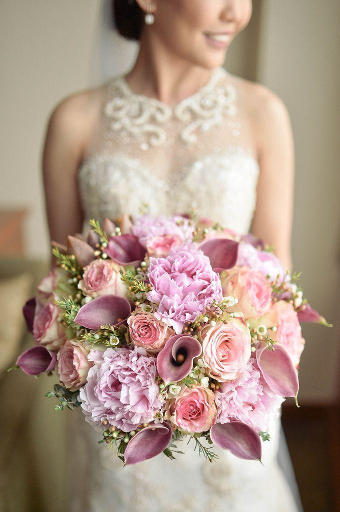 Rustic Lavander Wedding by MR Villar Photography - 006