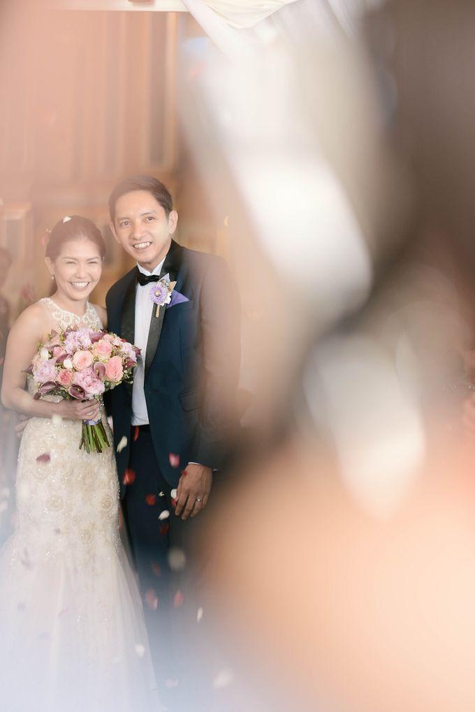 Rustic Lavander Wedding by MR Villar Photography - 026