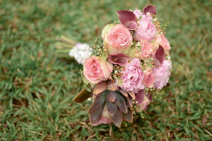 Rustic Lavander Wedding by MR Villar Photography - 007