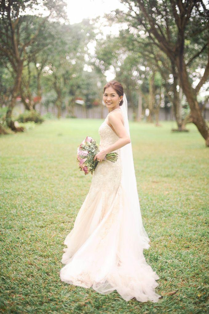 Rustic Lavander Wedding by MR Villar Photography - 008