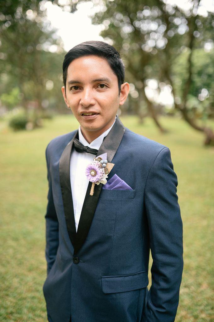 Rustic Lavander Wedding by MR Villar Photography - 015