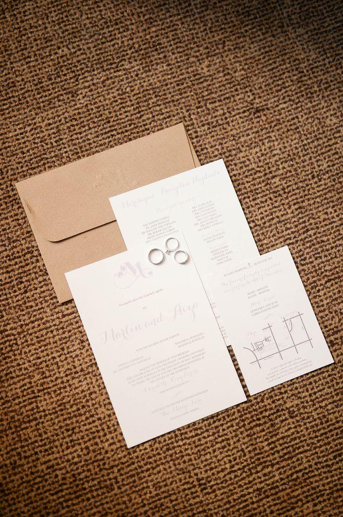 Rustic Lavander Wedding by MR Villar Photography - 001