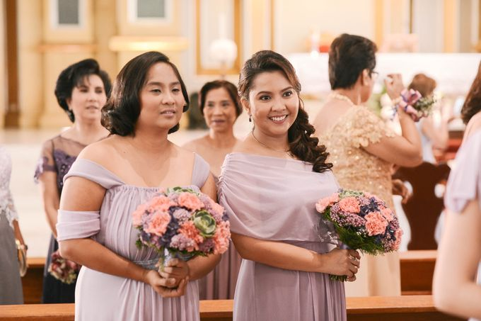 Rustic Lavander Wedding by MR Villar Photography - 016
