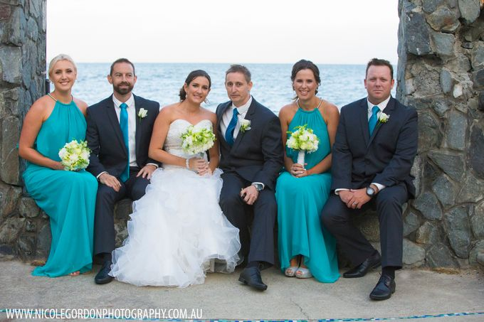 Wedding by Nicole Gordon Photography - 009