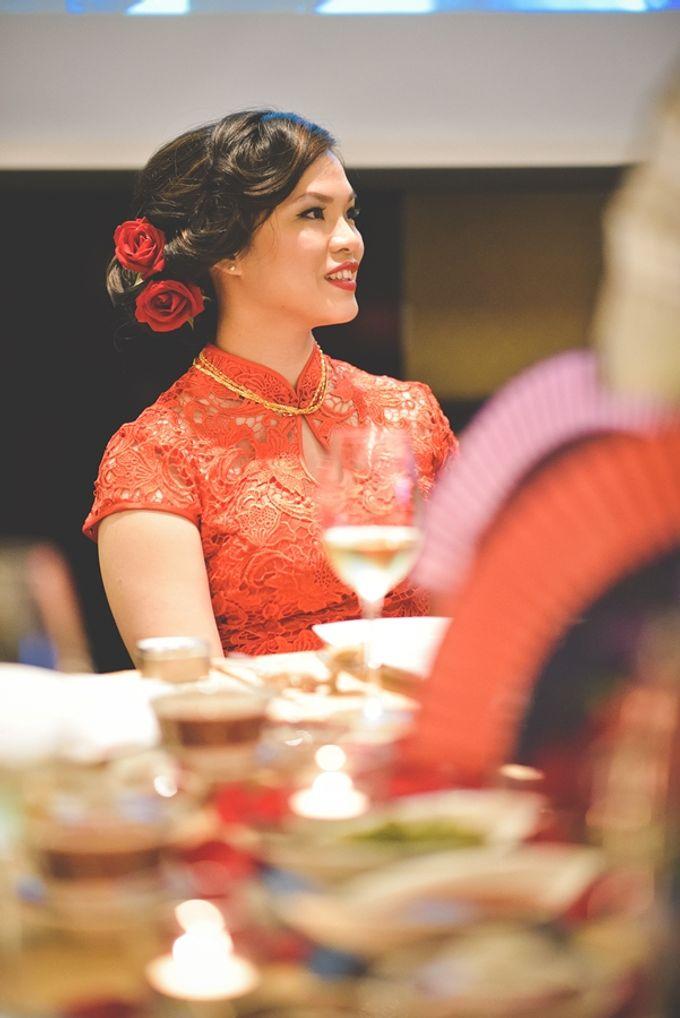 Brides Actual Day by Carmen Makeup & Hair - 027