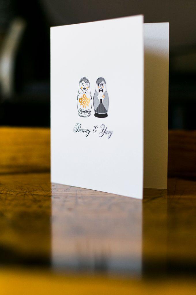 Benny & Yury by Maude Press - 006