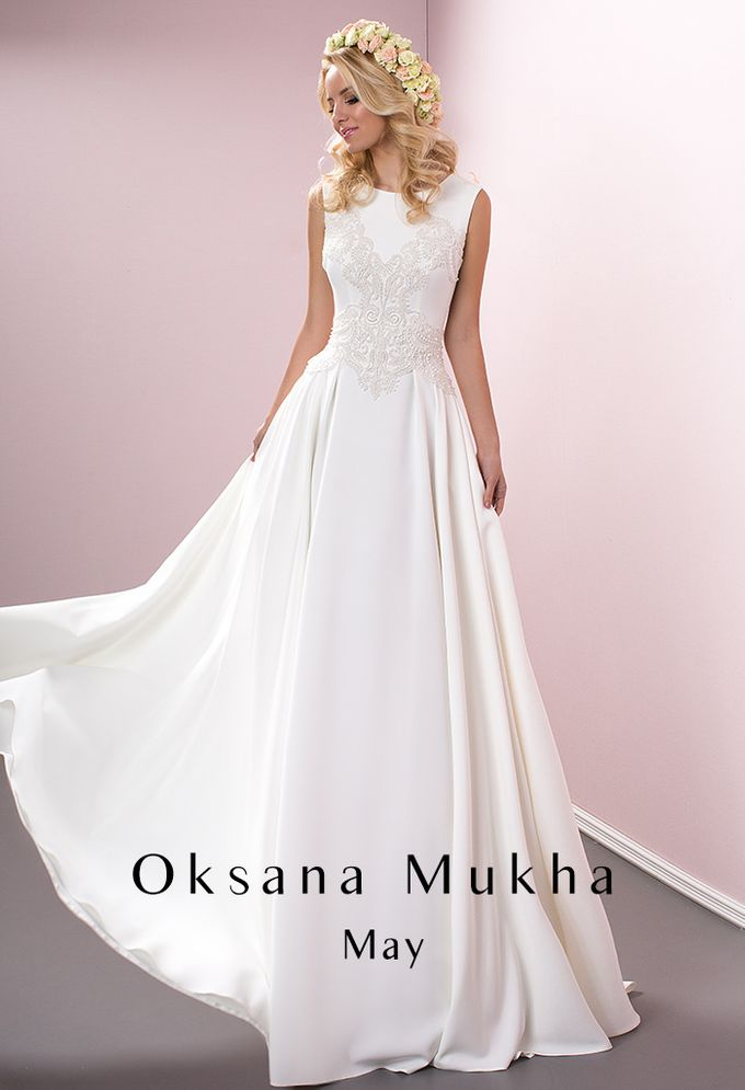 Preview Wedding Collection 2017 by OKSANA MUKHA - 029