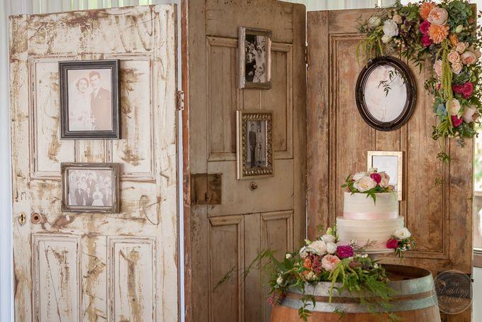 Jenn & Chris' Wedding at Chateau Wyuna by One Wedding Wish - 016