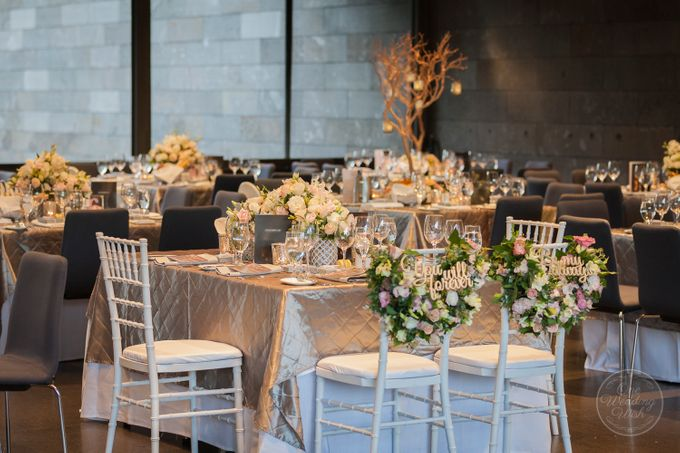 Sze & James at Persimmon Melbourne by One Wedding Wish - 004