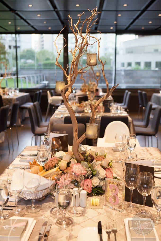 Sze & James at Persimmon Melbourne by One Wedding Wish - 005