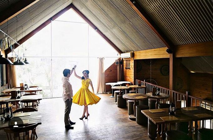 Winata and Melissa Hartono Pre-wedding by Ira Makeup Artist - 003