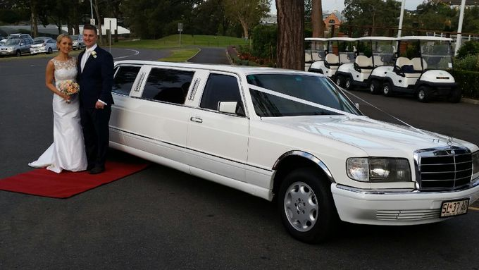 Our Weddings by Tic Tac Tours & Premier Limousines - 007