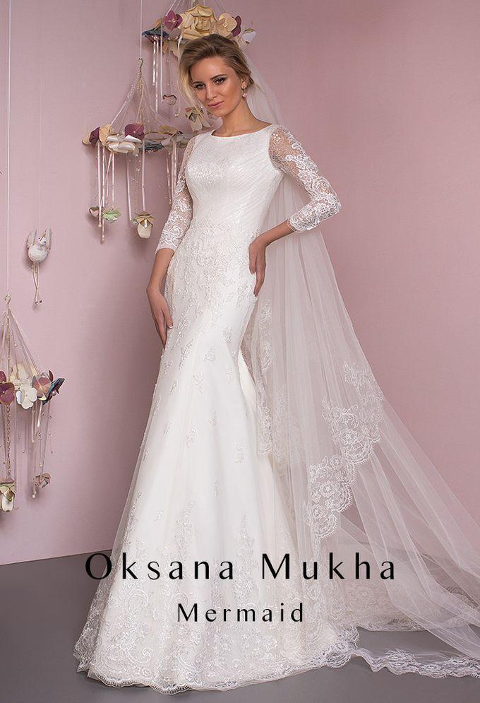 Wedding collection 2016 by OKSANA MUKHA - 023
