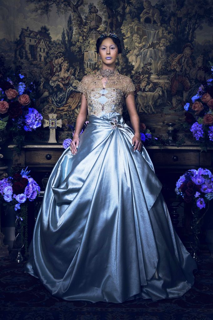 Bridal Gown by Mety Choa Haute Couture | Bridestory.com