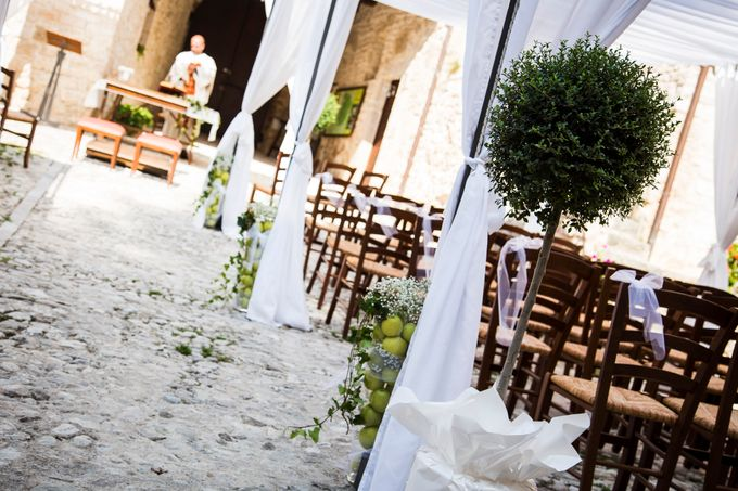 Modern and romantic Wedding by My Wedding Planner in Italy - 001