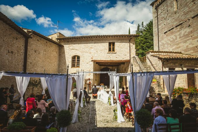 Modern and romantic Wedding by My Wedding Planner in Italy - 007