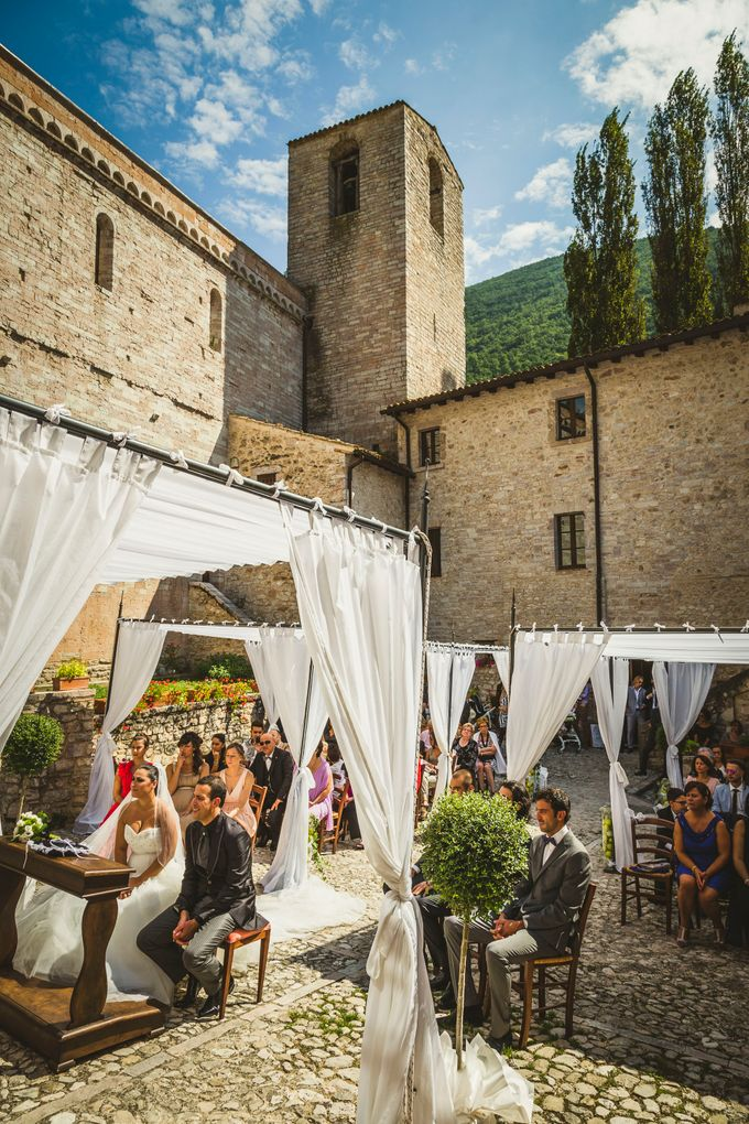 Modern and romantic Wedding by My Wedding Planner in Italy - 006