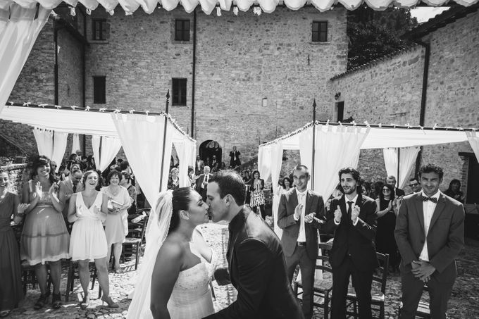 Modern and romantic Wedding by My Wedding Planner in Italy - 008