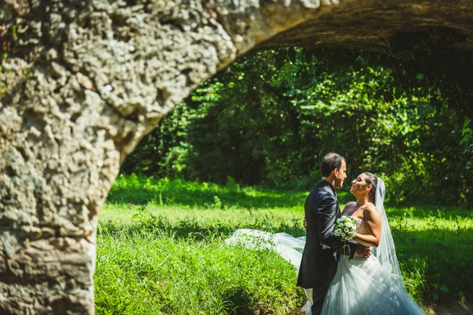 Modern and romantic Wedding by My Wedding Planner in Italy - 009