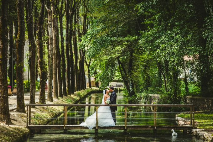 Modern and romantic Wedding by My Wedding Planner in Italy - 010