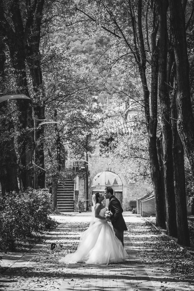 Modern and romantic Wedding by My Wedding Planner in Italy - 012