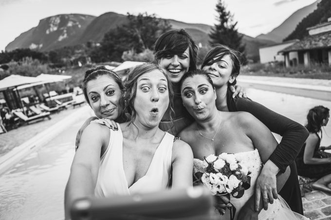 Modern and romantic Wedding by My Wedding Planner in Italy - 015