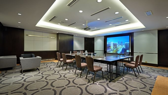 Meetings & Events Space by Grand Millennium Kuala Lumpur - 008
