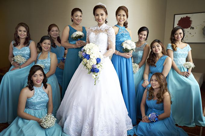The wedding of Milo and Precious by Jiggie Alejandrino Wedding Photographs - 008