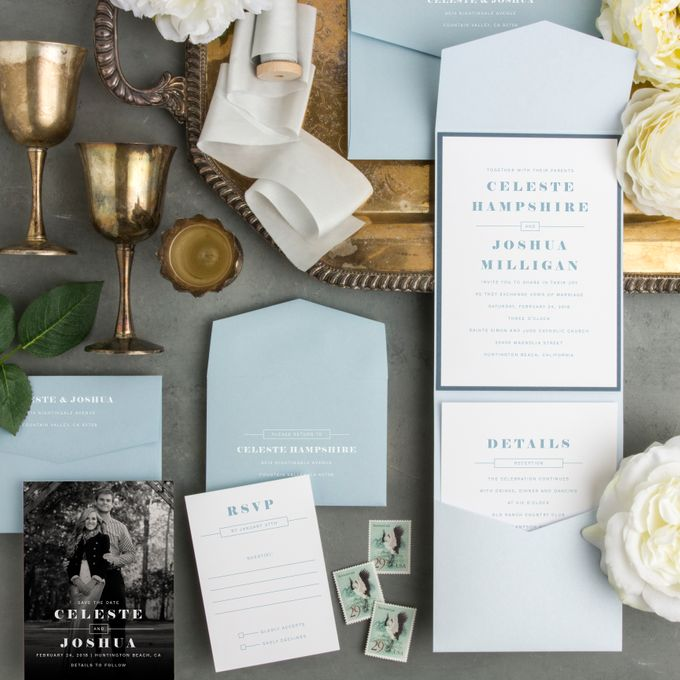 New Wedding Designs - Release B by Paper Pressed  - 010
