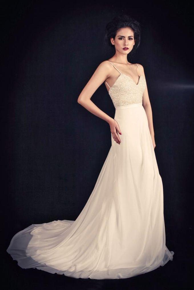 Miyuki Liem Bridals Collection by Miyuki Liem Bridals - 006