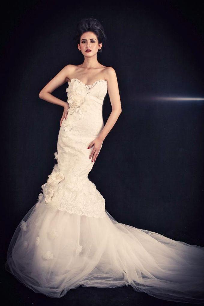 Miyuki Liem Bridals Collection by Miyuki Liem Bridals - 004