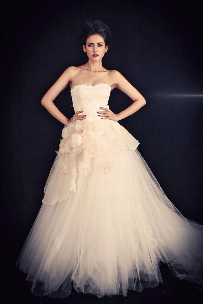 Miyuki Liem Bridals Collection by Miyuki Liem Bridals - 005