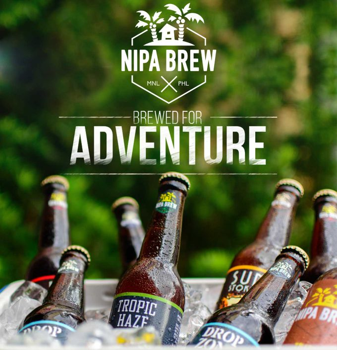 Brewed for Adventure by Nipa Brew Craft Beer - 001