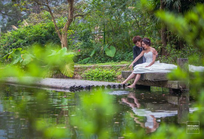 Pre wedding in Taiwan by ES Creation Photography - 003