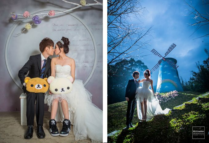 Pre wedding in Taiwan by ES Creation Photography - 006