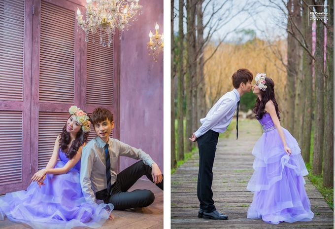 Pre wedding in Taiwan by ES Creation Photography - 007