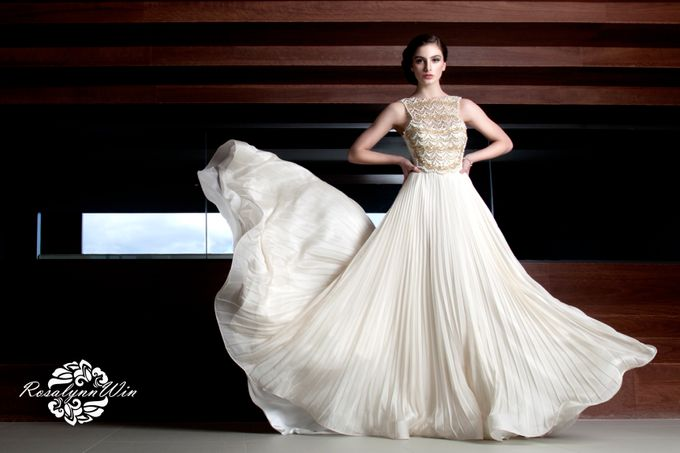 Avant Garde Collection by Rosalynn Win Haute Couture - 008