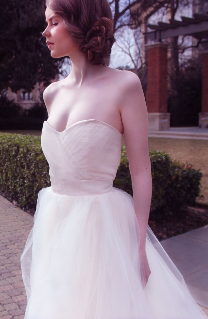 Custom Bridal by Moonlight & Moss - 010