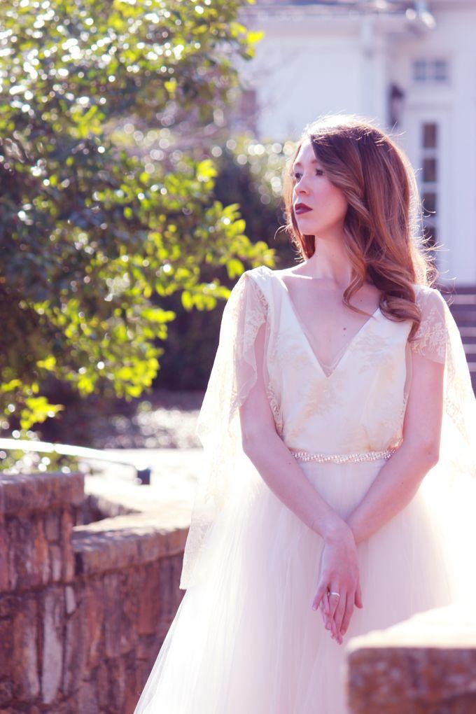 Custom Bridal by Moonlight & Moss - 012