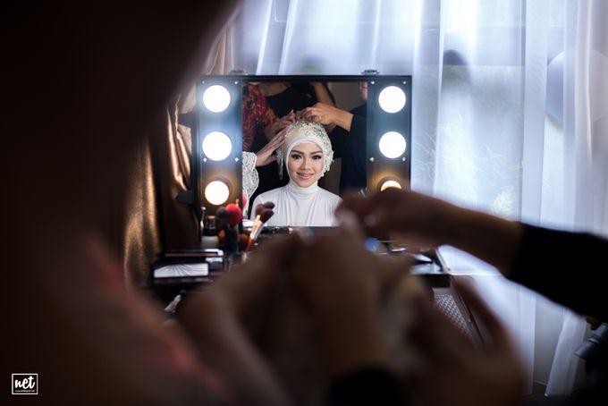 wedding Ivana & Ibnu by NET PHOTOGRAPHY - 001