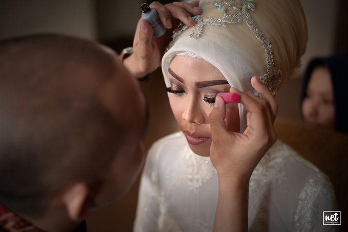 wedding Ivana & Ibnu by NET PHOTOGRAPHY - 002