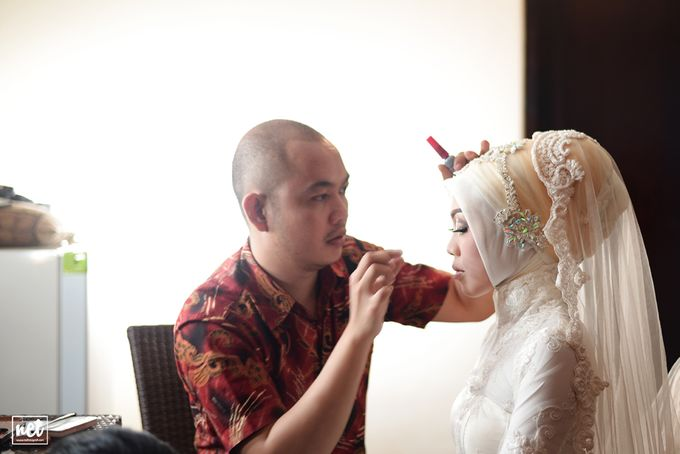 wedding Ivana & Ibnu by NET PHOTOGRAPHY - 003