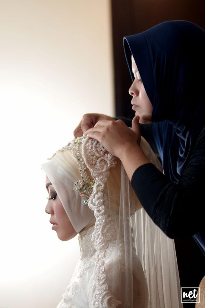 wedding Ivana & Ibnu by NET PHOTOGRAPHY - 004