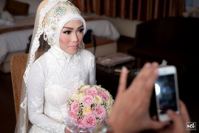 wedding Ivana & Ibnu by NET PHOTOGRAPHY - 007