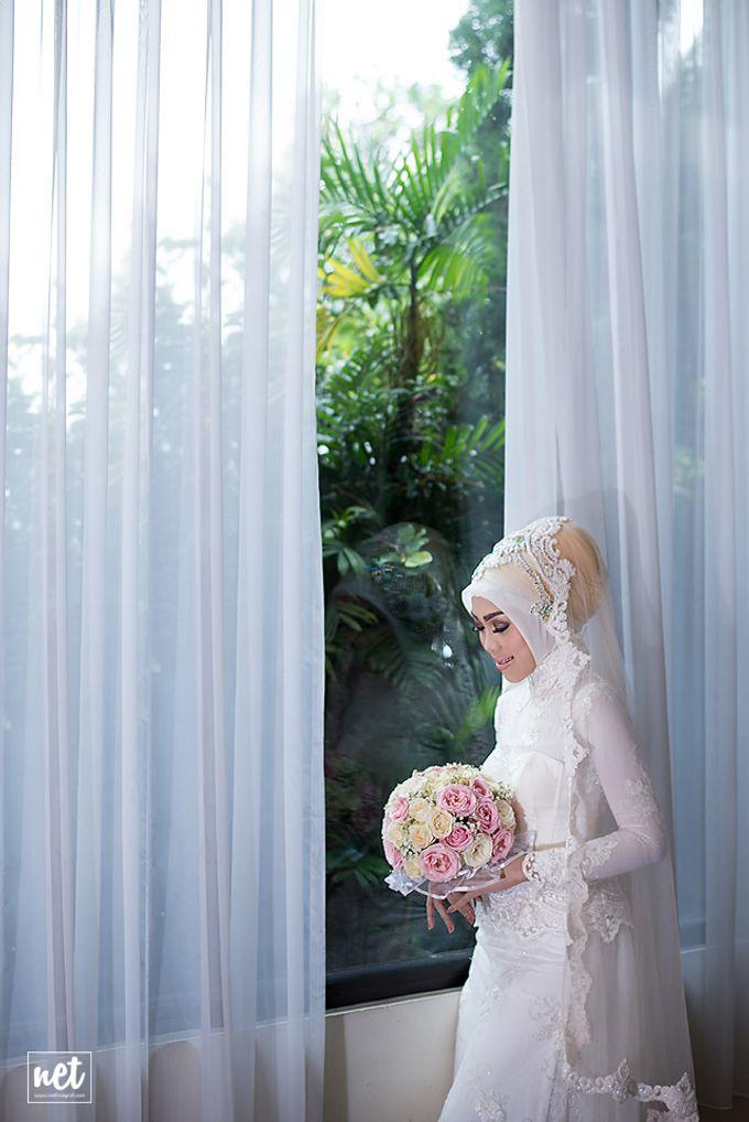 wedding Ivana & Ibnu by NET PHOTOGRAPHY - 008
