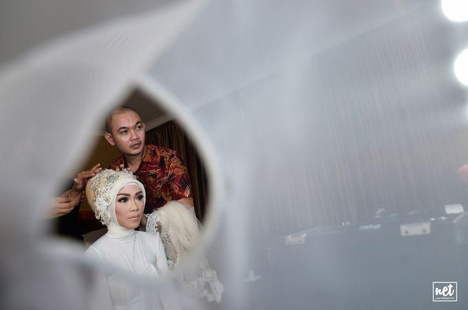 wedding Ivana & Ibnu by NET PHOTOGRAPHY - 010
