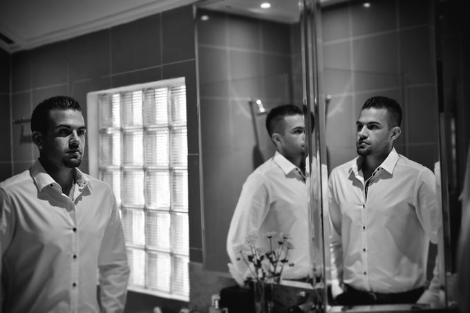 Bali Wedding - Elly and Jay at Segara Village Hotel by The Deluzion Visual Works - 014