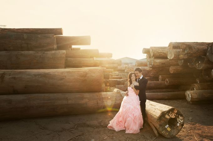 Prewed - Kevin & Lois by Makeup by Ie - 002